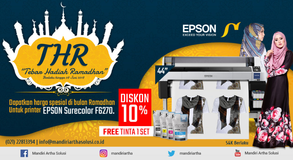 promo ramadhan epson surecolor f6270